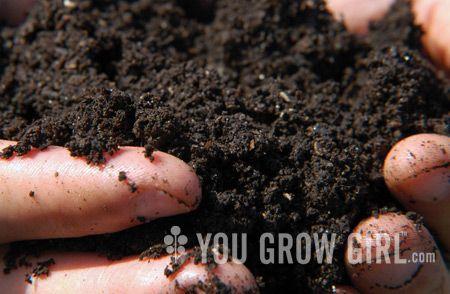 Know good soil
