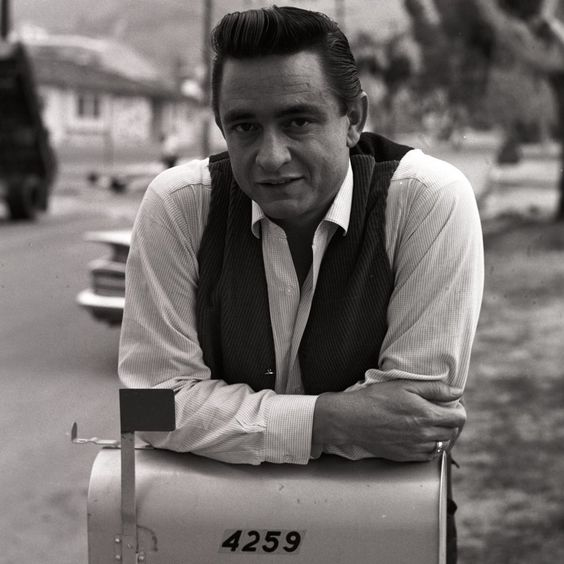 1960 Johnny Cash