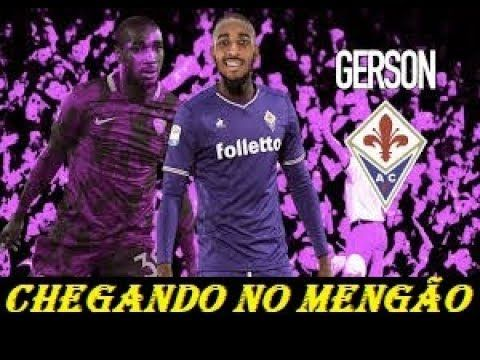 Flamengo Espera Aval Para Ter Gerson Ex Joia Do Fluminense