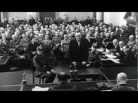 Roland Freisler - Verschiedene Schauprozesse Wirmer, Stieff, Hagen, Stolz mit Untertitel