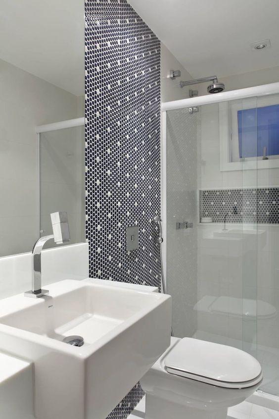 Trendy Modern Bathrooms