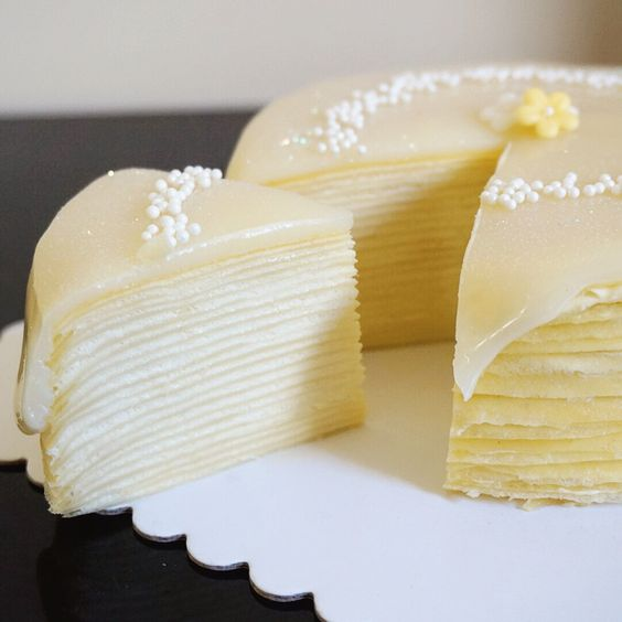 Durian Cake Recipe