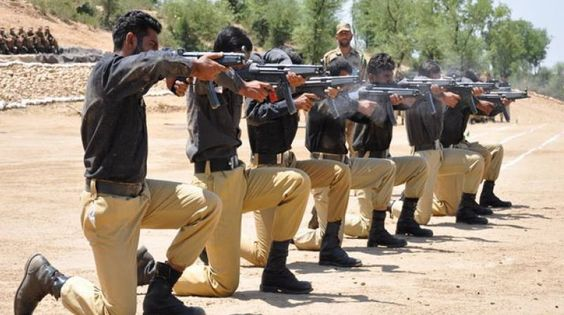 Police on Wednesday claimed to have killed six terrorists in a pre-dawn raid.District Police Officer (DPO) Faisal Rana said the suspects were..