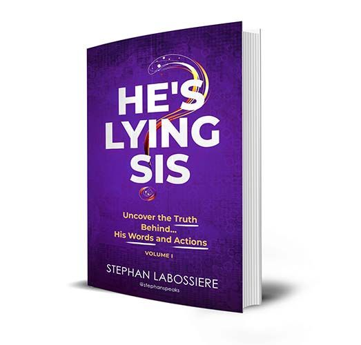 He S Lying Sis Quotes About Love And Relationships Lie Why Men Lie