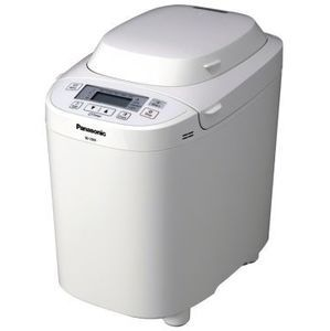 Panasonic SD-2501 From £104.99 to £120 Automatic ingredients dispenser, Jam and compote mode, Rapid bake program, Gluten free mode,Maximum Capacity: 0.6 kg, No. of settings: 10