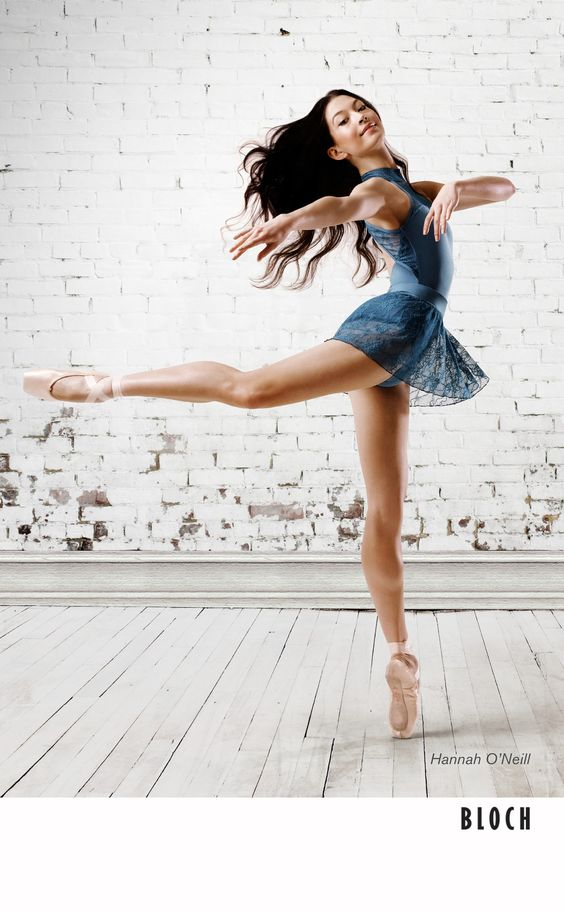 A New Kind Of Ballet Pointe Shoe