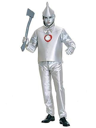 Tin Man Adult Costumeclass=