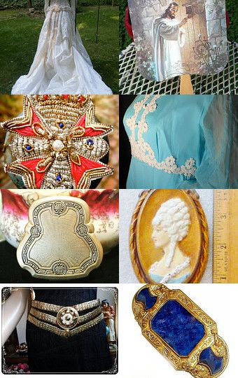 Vintage Revival VEXPLOSION Team Treasury by Terese on Etsy--Pinned with TreasuryPin.com