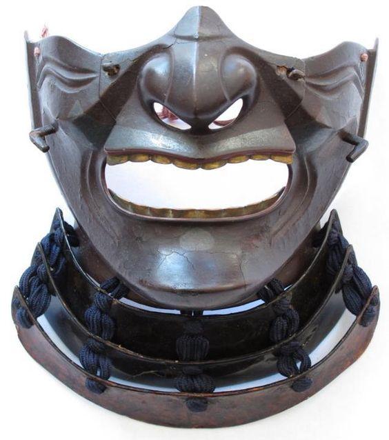 how to make a menpo mask