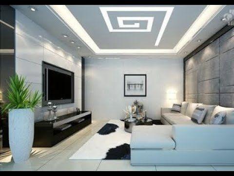 High Ceiling Ideas For Living Room False Double Vaulted Diy Led