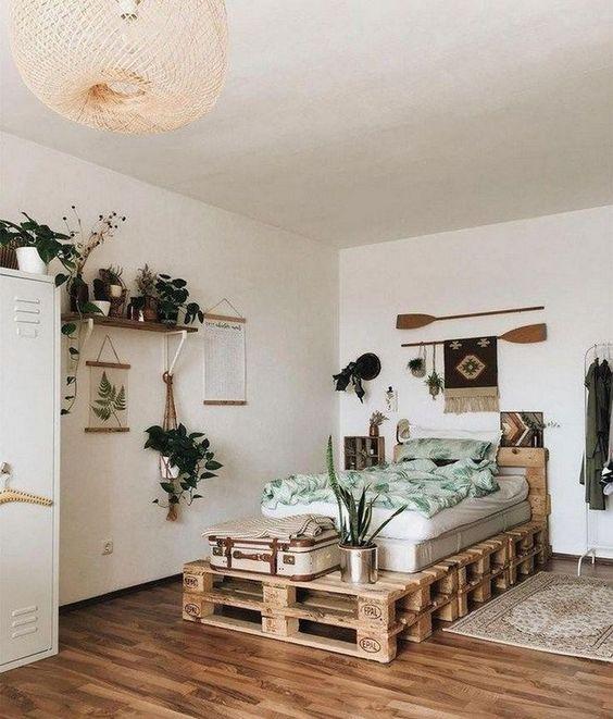 71 gemütliche minimalistische Schlafzimmer Deko-Ideen mit besonderem Look 66 ~ aacmm.com,  #aacmm #aacmmcom #besonderem #DekoIdeen #gemutliche #ideen #minimalistische #mit #schlafzimmer #dekoration