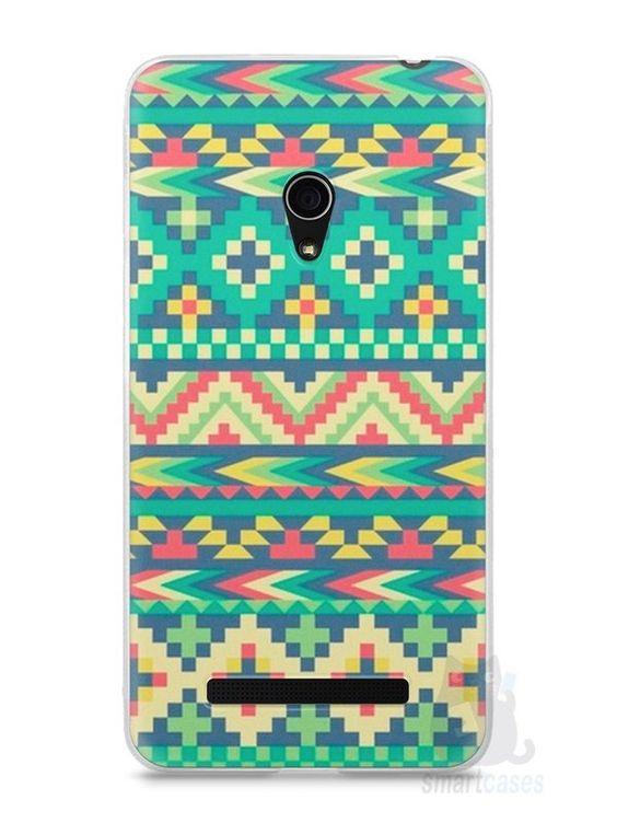 Capa Zenfone 5 Étnica #9 - SmartCases - Acessórios para celulares e tablets :)