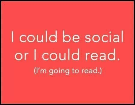 I choose reading