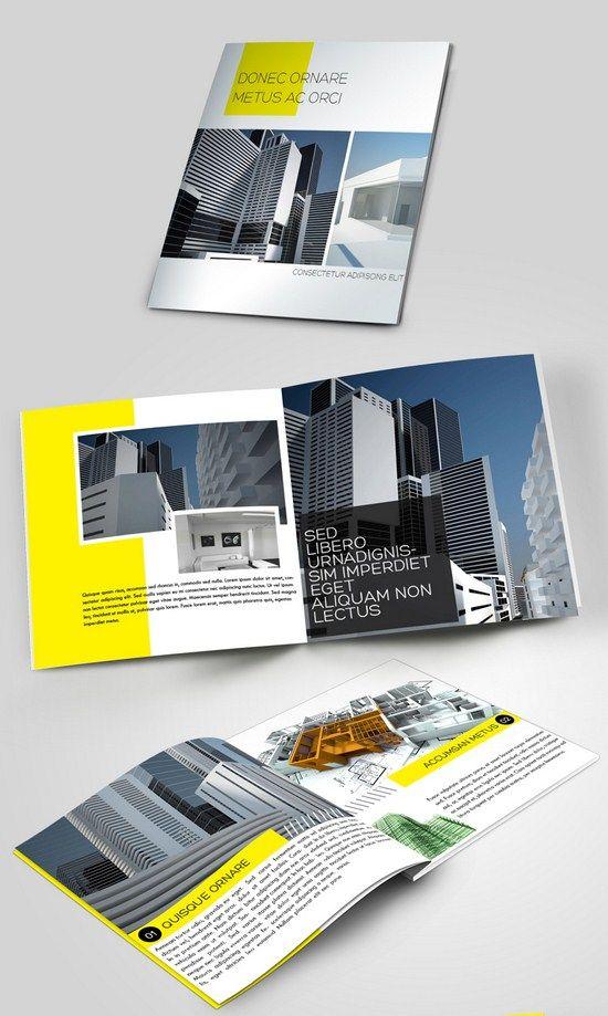 Brochure Design  Bathroom Furniture Brochure For Aquadart  Pure