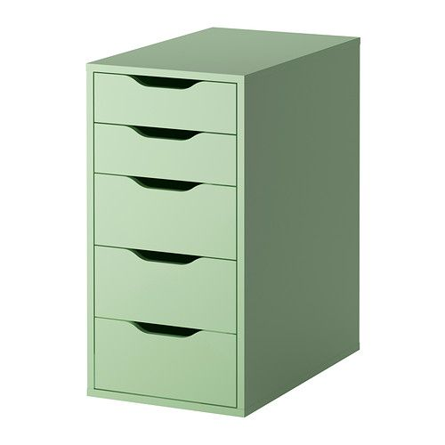 Alex drawer unit gray ikea office drawer unit and ikea drawers for Grenen ladeblok