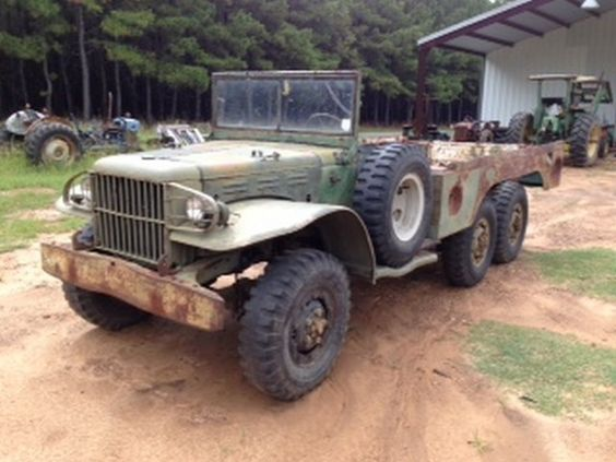 1944 Dodge Power Wagon Bring A Trailer