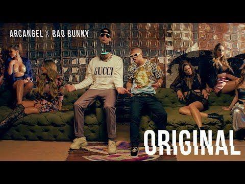 Original Arcangel Bad Bunny Letra De La Cancion Musica