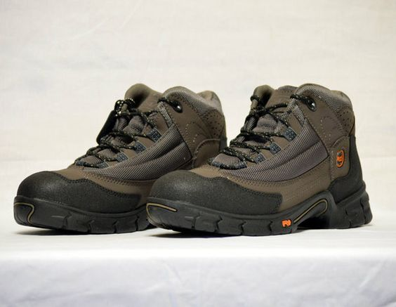 Timberland Men's Steel-Toe Boot - Pro Series Expertise Hiker