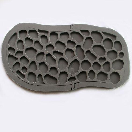 Bathmat 5directions to make moss bath mat yard and for Moss shower mat