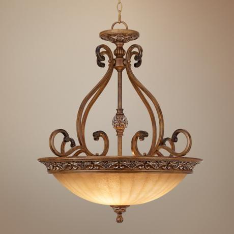 Pacific Coast Lighting Kathy Ireland Home Ceramic Table Lamp In – Kathy Ireland Chandelier