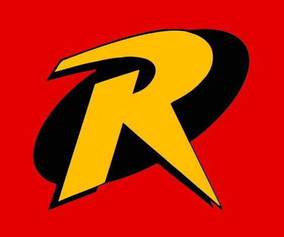 Robin Superhero Logo Robin logo | Superhero...