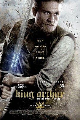 King Arthur: Thanh Gươm Trong Đá - HD