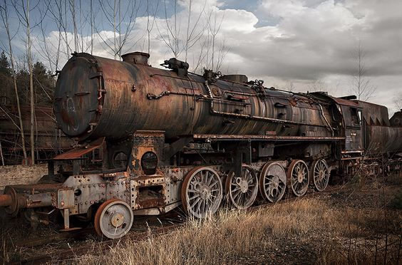 LOST LOCOMOTIVE by Jan Stel