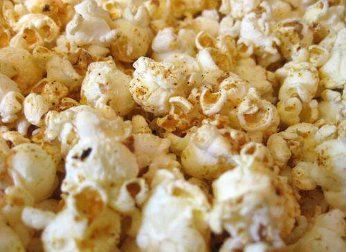 #Nacho Popcorn