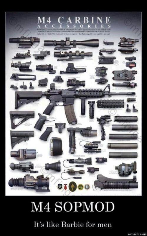 My favriot gun