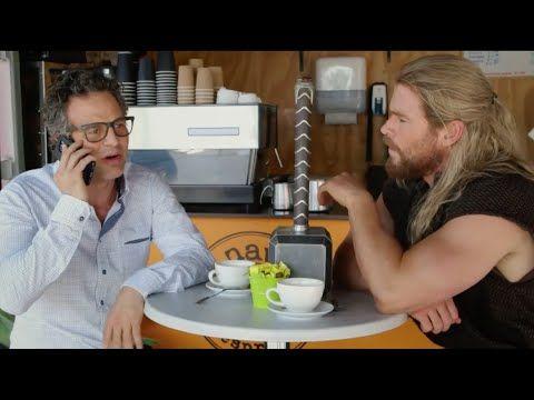 Captain America: Civil War: Team Thor Funny Reason Why Thor & Hulk Weren't…