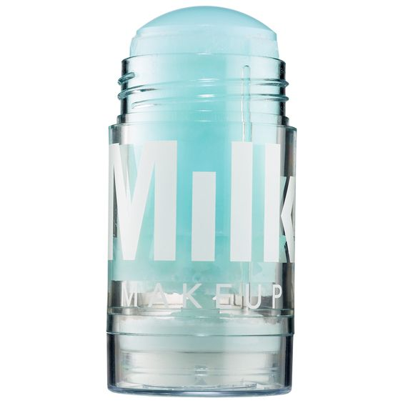 MILK MAKEUP Cooling Water: A soothing sea water and firming caffeine gel stick for an instant boost of moisture.  #Sephora