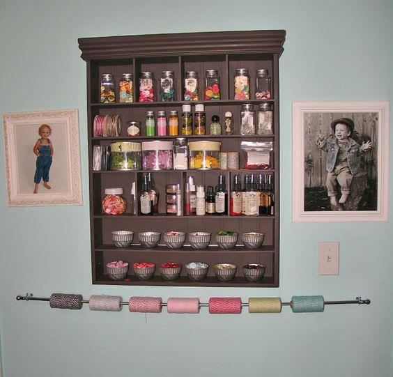 colour  shelf