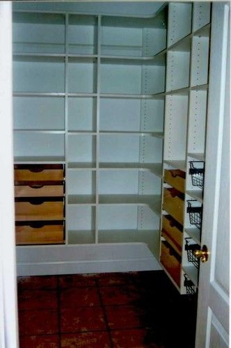 PANTRY   Traditional   Closet   New York   Crazy Closets