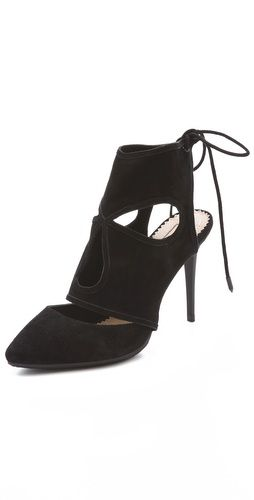 Aquazzura Very Sexy Cutout Pumps Pinned by pinterest.com/coolproducts4u