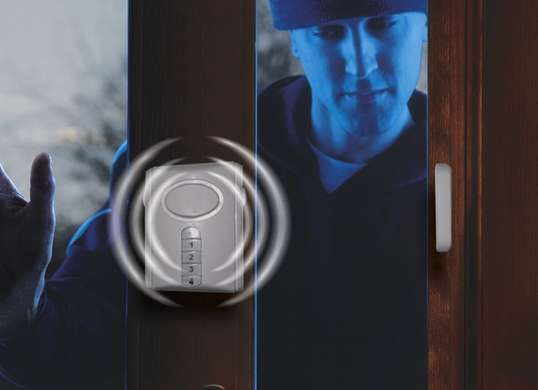 GE Personal Security System