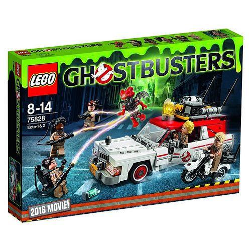 Killer New Ghostbusters Lego Set Revealed