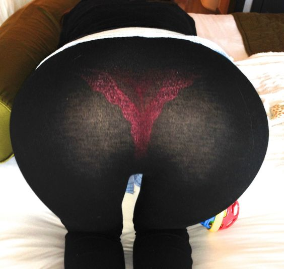 My Wife Asked If Her Yoga Pants Were See Through I Said