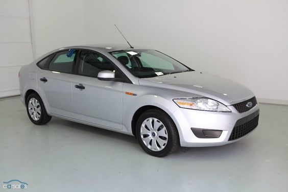 2009 FORD MONDEO MB LX