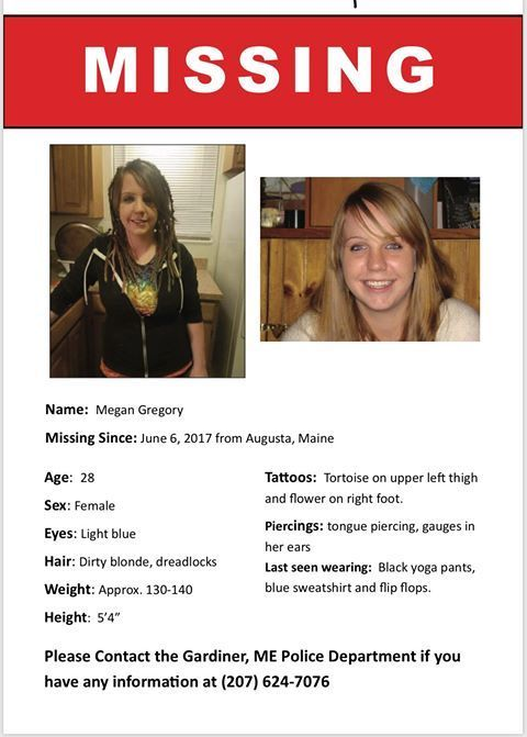 Megan Gregory Amber Alert Megan Missing Persons