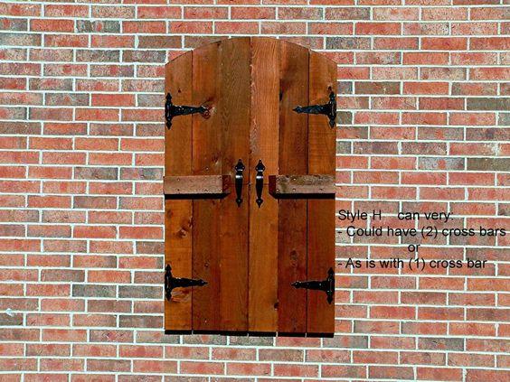 Exterior Shutters Tahoe Pinterest Exterior Shutters
