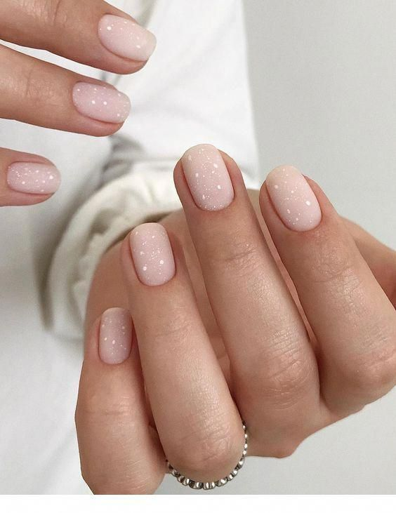 Nails Gel We Adopt Or Not In 2020 Short Pink Nails Classy Nails Pink Nails