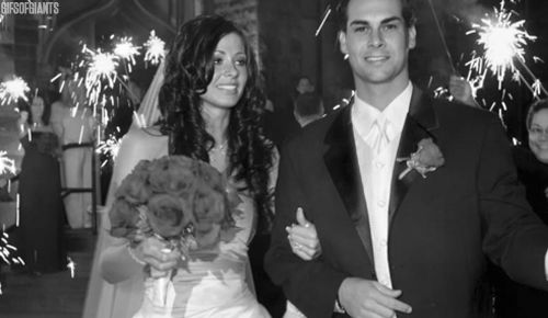 Nicole Vogelsong and Ryan