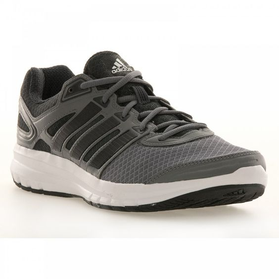 Adidas Performance Adidas Mens Duramo 6 Running Shoes (Grey/Black) - Adidas Performance from Loofes UK