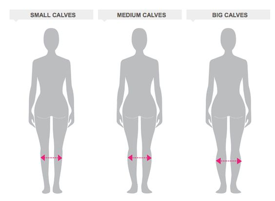 how to get perfect legs shape