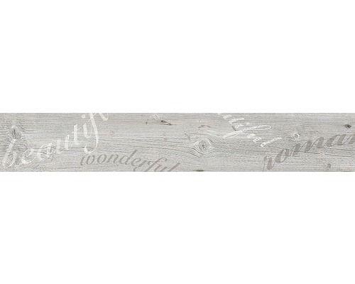 Feinsteinzeug Dekorfliese Vancouver Blanco 15 X 90 Cm Bei Hornbach Kaufen Dekorfliesen Feinsteinzeug Fliesen