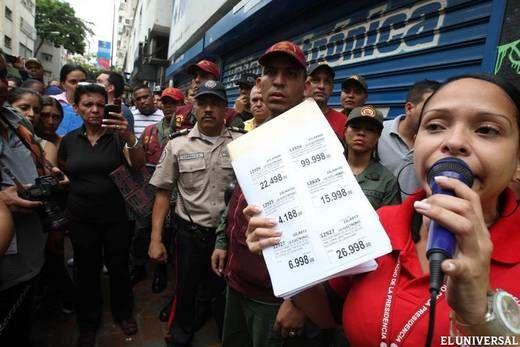 Fiscalizaciones y desórdenes en comercios dejan un saldo de 35 detenidos - Fiscalizaciones