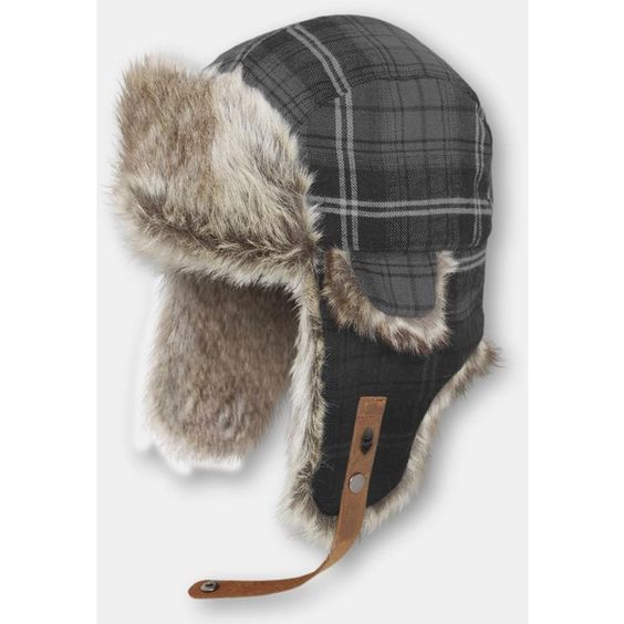 FAIRISLE TRAPPER HAT | MUK LUKS® Men's Cold Weather Accessories ...