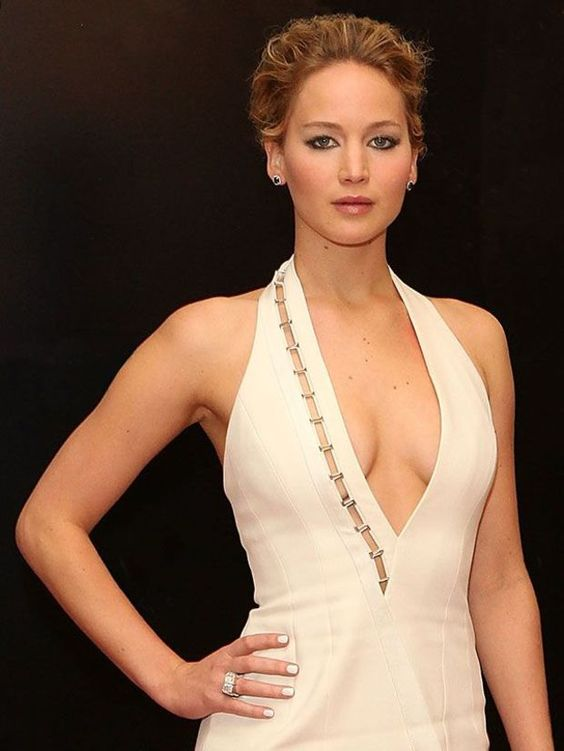 Happy Birthday, Jennifer Lawrence  The beautiful and talented actress turns 26 today.