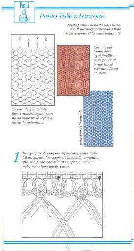 Scuola di pizzo di Cantù 97 (bolillos) - Blancaflor1 - Picasa Albums Web