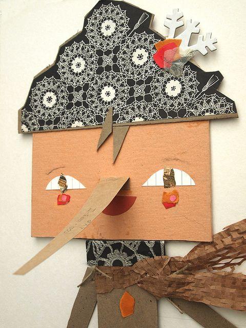 Pinocho by blanca helga